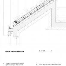[7] Détail sur la toiture