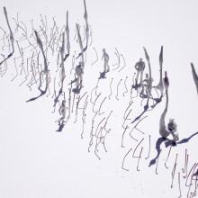[3] Appareil signalétique de purification de l'air  —  Japan Tobacco, Smoker's style competition 2006 — Émetteurs flexibles orientables, récepteurs formant assises fumeurs — Ferpect: J.Koempgen + F.Biais