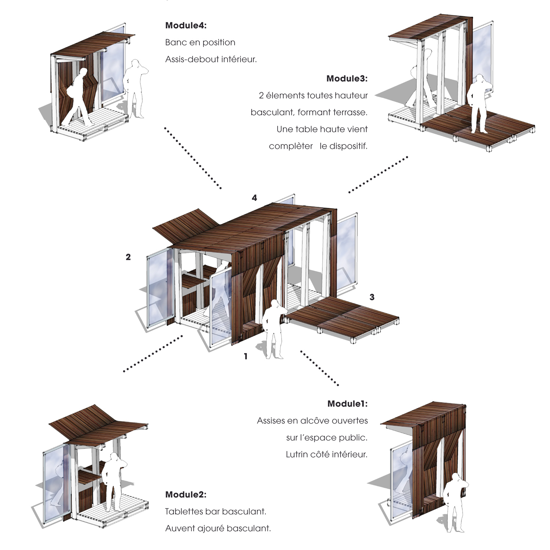 modulomeuble ouvrant mobilier j r mie koempgen. Black Bedroom Furniture Sets. Home Design Ideas