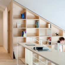 [7] Escalier-bibliothèque